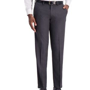 Haggar H26 Men's Performance 4 Way Stretch Pants